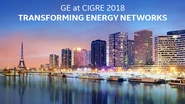 GE at CIGRE