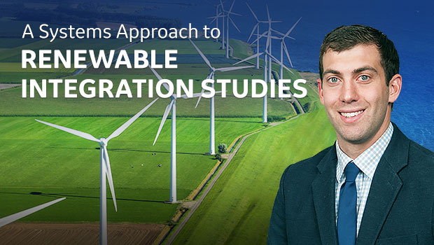A Systems Approach to Renewable Integration Studies
