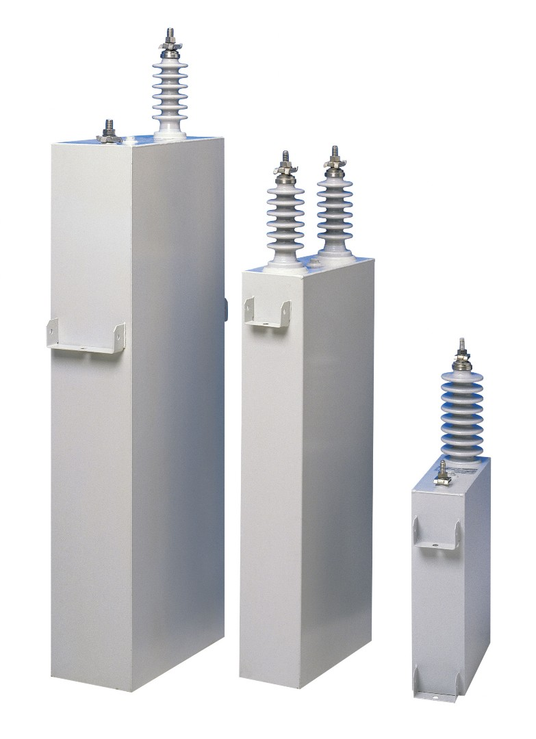 High Voltage Reactive Power Compensation And Harmonic Filtering - Alstom electromagnetic relay catalogue