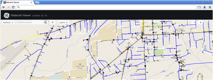 Ge grid solutions geospatial smallworld google agreement within the browser interface users can control layers of data available from google and smallworld and search locations via google and smallworld asset gumiabroncs Image collections