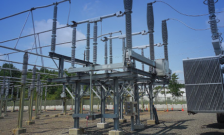 66 kv substation wikipedia