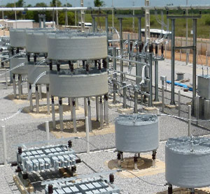 HV/MV Equipments - Capacitors & Reactors : GE Grid Solutions