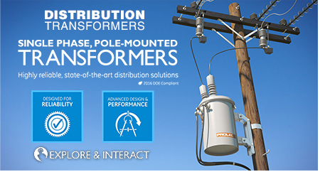 Distribution Transformers – GE Grid Solutions
