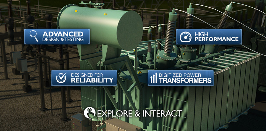 Power Transformers – GE Grid Solutions