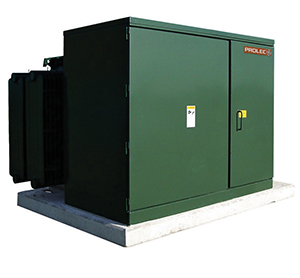 10 ~ 35 Kv Three-Phase Oil Filled Pad Mounted Transformer