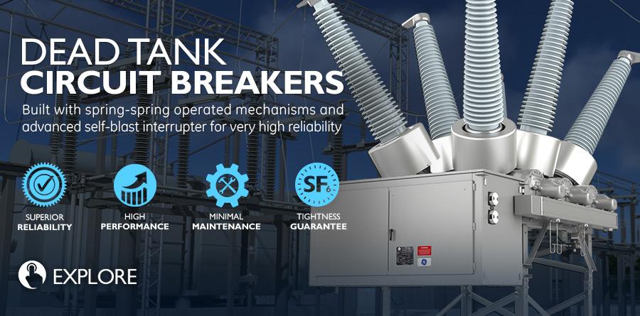 Dead Tank Circuit Breakers   Dt2
