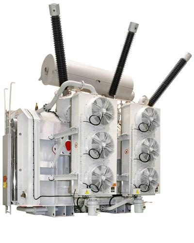 Prod Power Transformers on Dc Power Distribution System