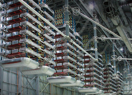 High Voltage Direct Current Hvdc Systems Ge Grid Solutions