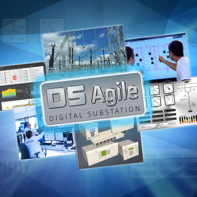 GE's DS Agile Distributed Control System