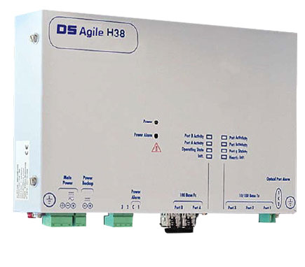 DS Agile H38 Redbox PRP Switch