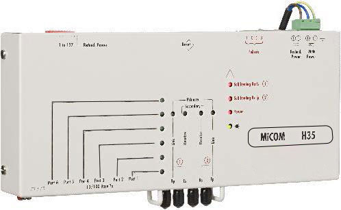 MiCOM H Series Managable Switches