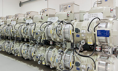Gas-Insulated Substations : GE Grid Solutions