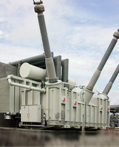 HV/MV Equipment - Generator Step-up Transformers : GE Grid Solutions