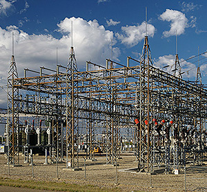 Utility & Industrial Substation Projects