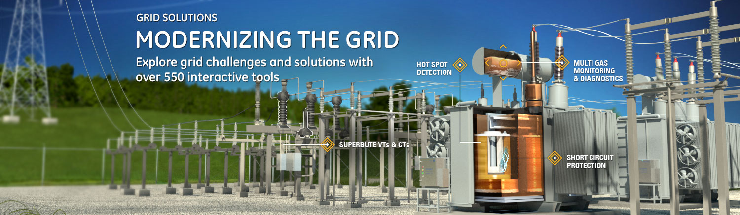 Modernizing the Grid: Explore grid challenges and solutions with over 550 interactive tools