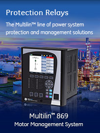 Multilin 489 Advanced Generator Protection :: GE Grid Solutions