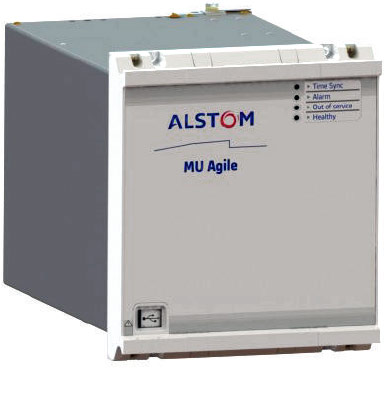 MU Agile AMU - Analogue Merging Unit