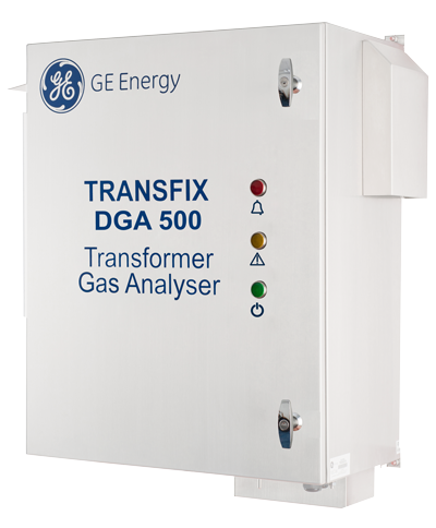 Transfix DGA 500 Online DGA – GE Grid Solutions