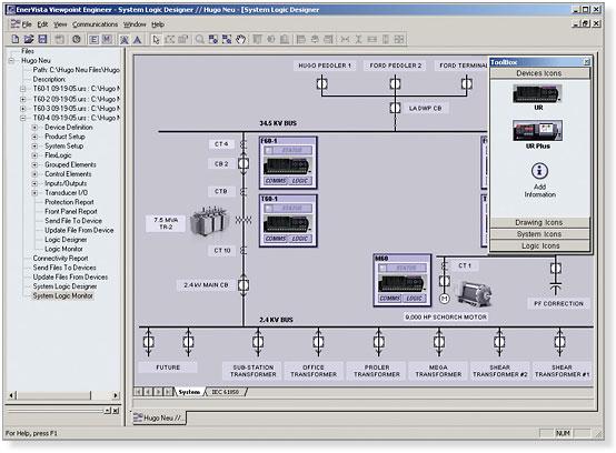 EnerVista Viewpoint Engineer - Legacy