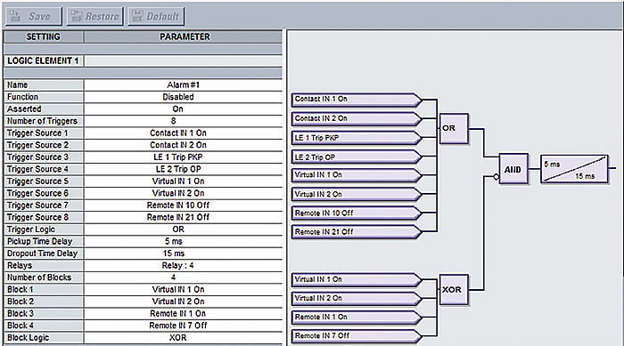 Logic Diagram V1 feeder protection ge multilin 350 wiring diagram at n-0.co