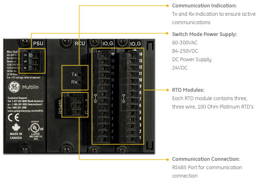 Diagram rmio remote i o module multilin 469 wiring diagram at bayanpartner.co