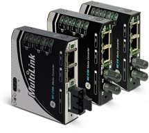 MC-E Series Ethernet Media Converter