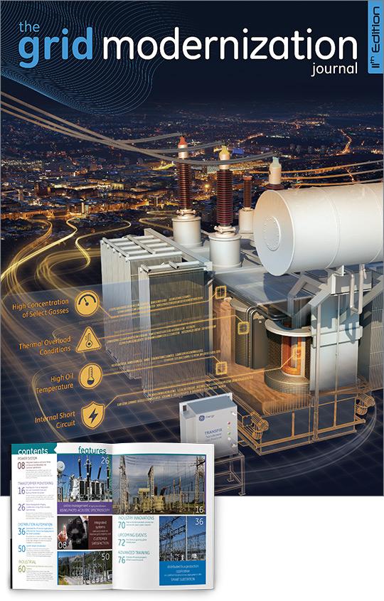 GE Multilin - Grid Modernization Journal