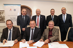 Israel Electric Corporation Awards Contract to GE for HA Gas